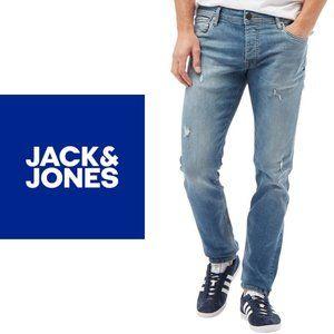 Jack & Jones Tim Slim Fit Jeans - 30x32